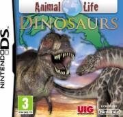 animal life - dinosaurs - dk - nintendo ds
