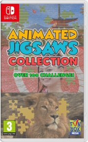 animated jigsaw collection - download code - Nintendo Switch