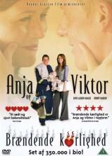 anja og viktor 4 - brændende kærlighed - DVD