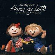 anna og lotte - en dag med anna og lotte - cd