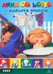 anna og lotte - hjælper kirsten - DVD