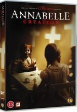 annabelle 2: skabelsen - DVD