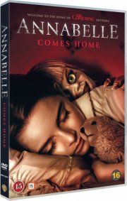 annabelle 3 - comes home - DVD