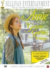 anne fra grønnebakken / anne of green gables - DVD