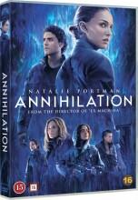 annihilation - 2018 - DVD
