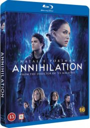 annihilation - 2018 - Blu-Ray
