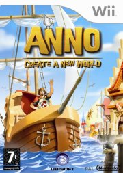 anno: create a new world (aka anno: dawn of discovery) - wii