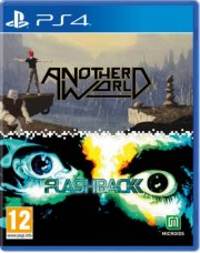 another world flashback - PS4