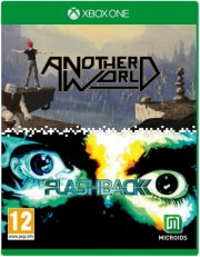 another world - flashback - xbox one