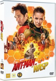 ant-man and the wasp - marvel - DVD