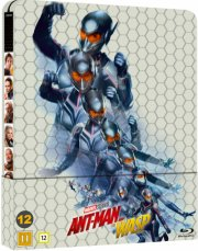 ant-man and the wasp steelbook - marvel - Blu-Ray