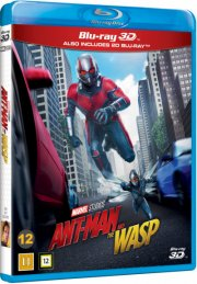 ant-man and the wasp - marvel - 3D Blu-Ray