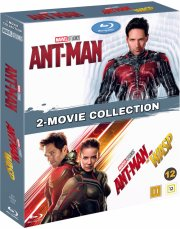 ant-man // ant-man and the wasp - marvel - Blu-Ray