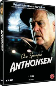 anthonsen - dr tv serie - DVD