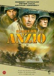 slaget om anzio / lo sbarco di anzio - DVD
