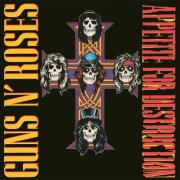 guns n' roses - appetite for destruction - remastered - cd