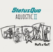 status quo - aqoustic ii - that's a fact - cd