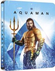 aquaman - 2018 - jason momoa - steelbook - 3D Blu-Ray