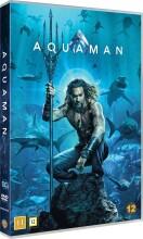 aquaman - 2018 - jason momoa - DVD