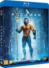 aquaman - 2018 - jason momoa - Blu-Ray