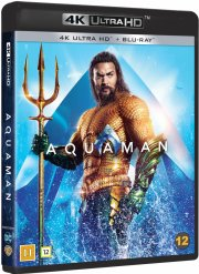 aquaman - 4k Ultra HD Blu-Ray