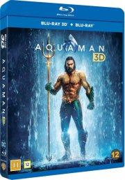aquaman - 2018 - jason momoa - 3D Blu-Ray