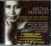aretha franklin - jewels in the crown - duets - cd