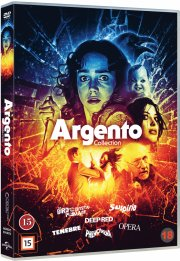 argento collection - DVD