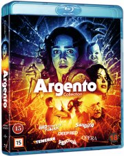 argento collection - Blu-Ray