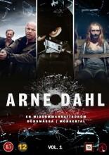 arne dahl boks - vol. 1 - DVD