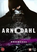 arne dahl - dödsmässa - del 2 - DVD