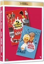 5 mand og rosa // smukke-arne og rosa - DVD