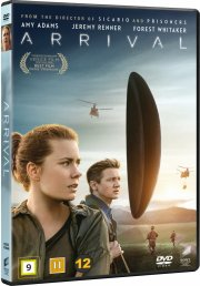 arrival - 2016 - DVD