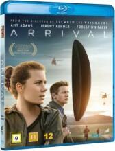 arrival - 2016 - Blu-Ray