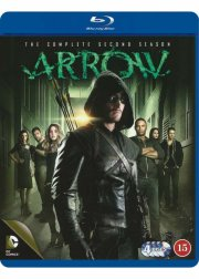 arrow - sæson 2 - Blu-Ray
