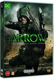 arrow - sæson 6 - DVD