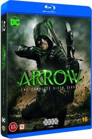 arrow - sæson 6 - Blu-Ray