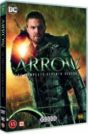 arrow - sæson 7 - DVD