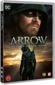 arrow - sæson 8 - DVD