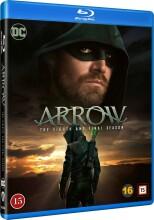 arrow - sæson 8 - Blu-Ray