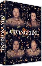 arvingerne - sæson 3 - DVD