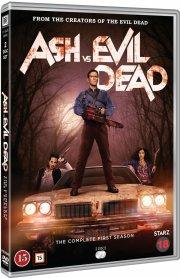ash vs evil dead - sæson 1 - DVD
