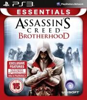 assassins creed brotherhood - essentials - PS3
