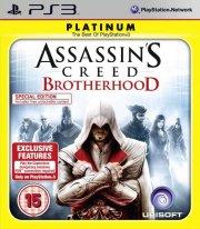 assassins creed: brotherhood (platinum) - PS3