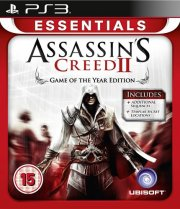 assassins creed ii - game of the year - essentials - PS3