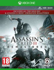 assassin's creed iii (3) liberation hd remaster - xbox one