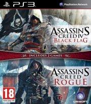 assassins creed 4: black flag + rogue - nordic -