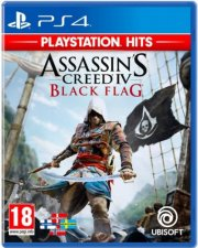 assassin's creed iv (4) black flag (playstation hits) - PS4