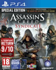 assassin's creed: syndicate - special edition (nordic) - PS4