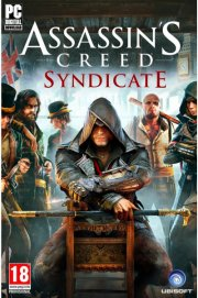 assassin's creed: syndicate (nordic) - PC